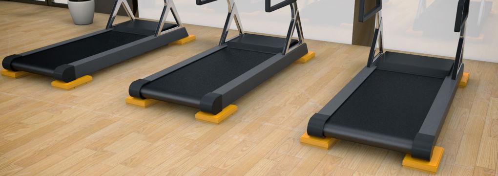 5817-g-fit Treadmill Pads